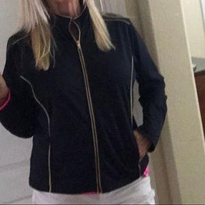 Navy Blue Jacket for spring